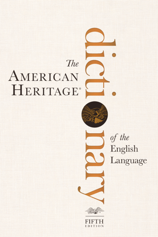 American Heritage Dictionary 5 - náhled