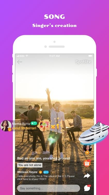 Spotlite - Sing Freely screenshot-3