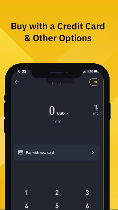 Binance: Buy Bitcoin Securely Screenshot