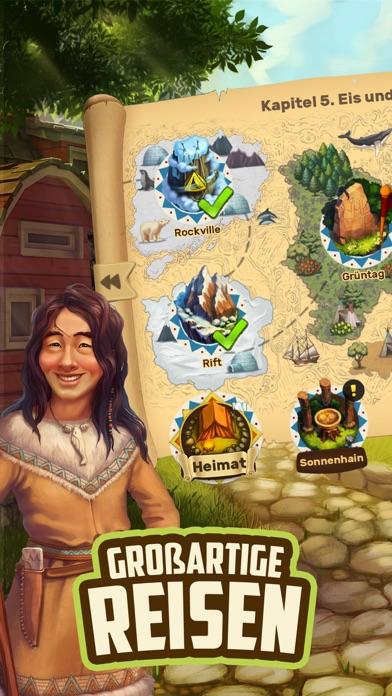 Herunterladen Klondike Adventures für Android