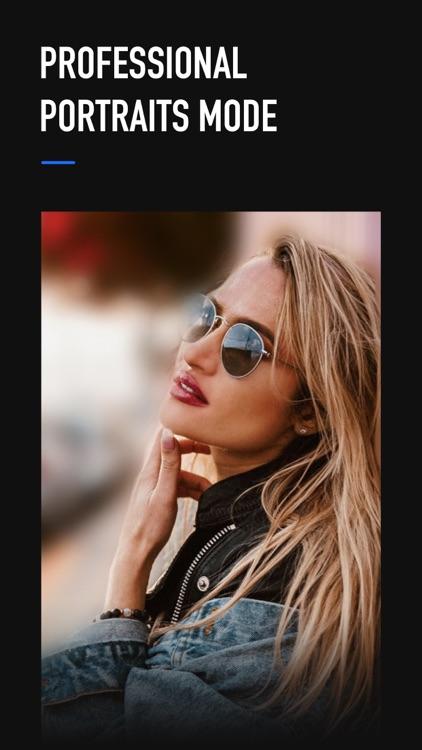 Blur Photo Editor Background screenshot-3
