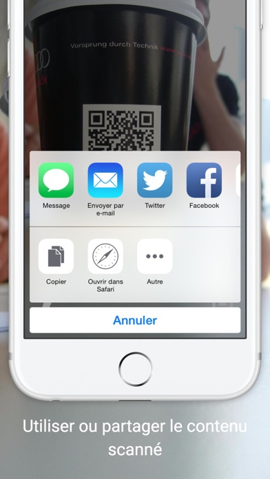 ScanCode qrcode and barcode 2