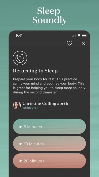 Expectful Meditation & Sleep screenshot-3