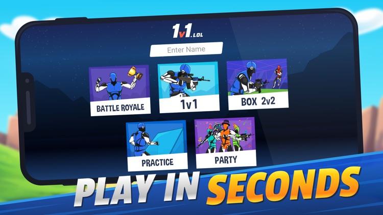 1v1.LOL - Build Battle Royale