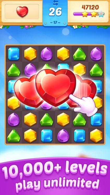 Jewel Town - Match 3 Games