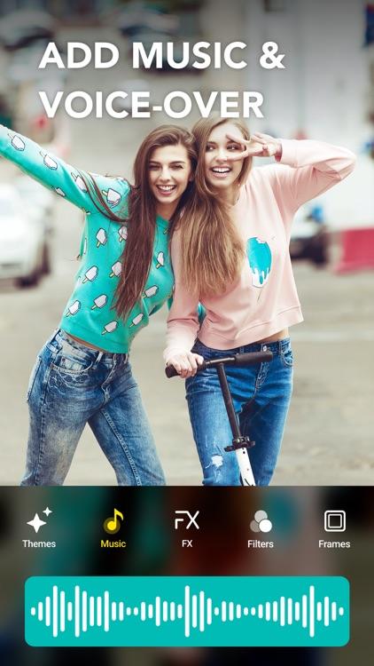 Slideshow Maker with Music HD screenshot-4