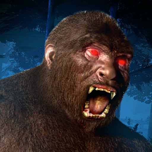 Finding Bigfoot monster hunter