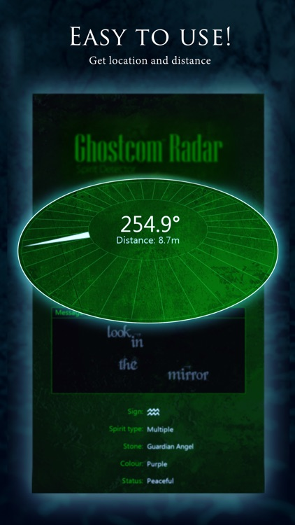 Ghostcom Radar Pro screenshot-3