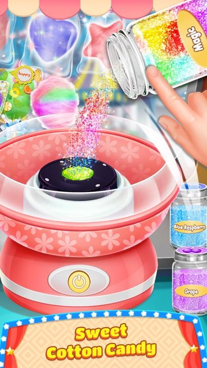 Food Games: Carnival Fair Food screenshot-0