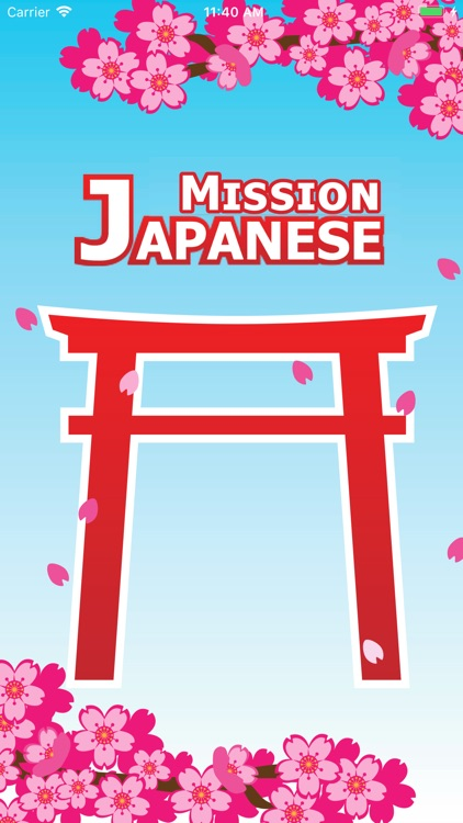 MissionJapanese