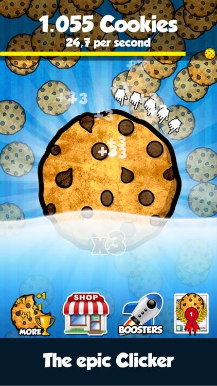 Cookie Clickers screenshot-0