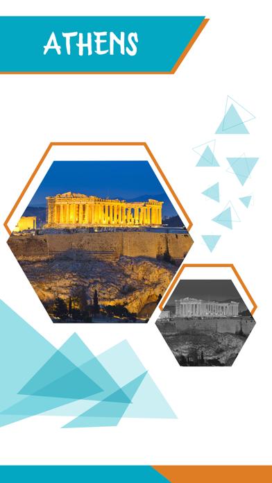 Athens Offline Guide screenshot one