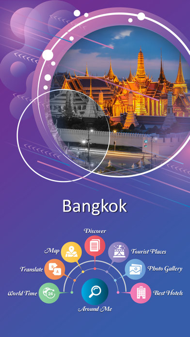 Bangkok Travel Guide screenshot 2