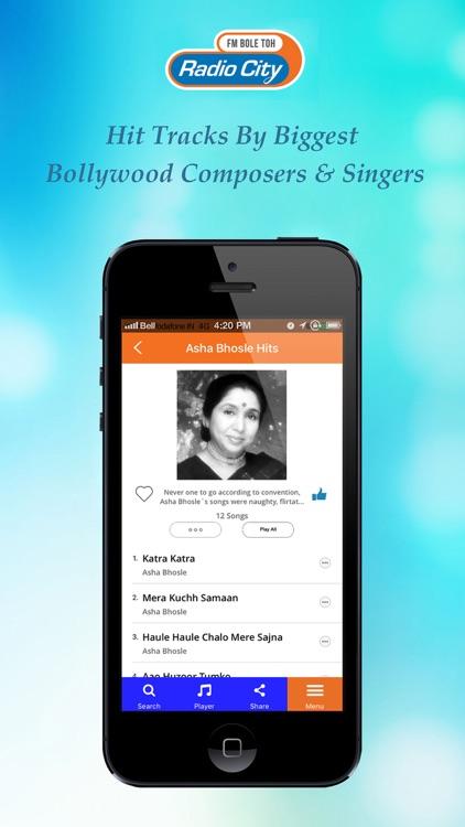 Radio City India screenshot-4