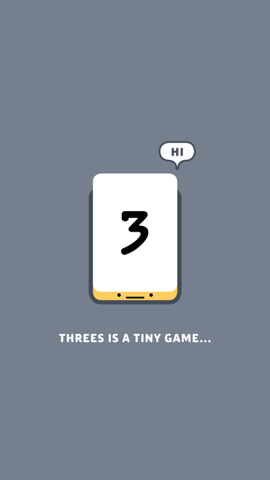 Threes! Screenshots