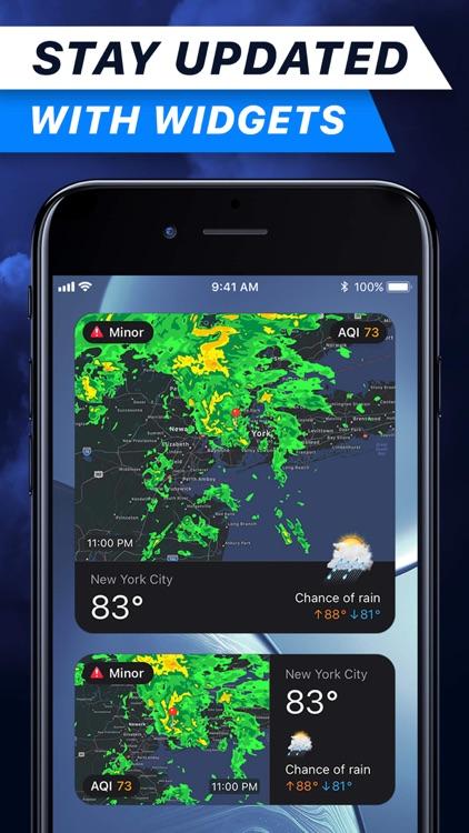 Weather Radar°