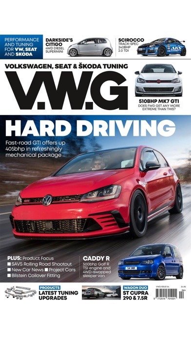 VWG Magazine screenshot 4