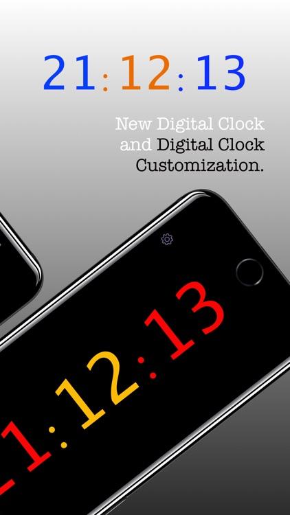 Flip Clock - Digital Clock screenshot-4