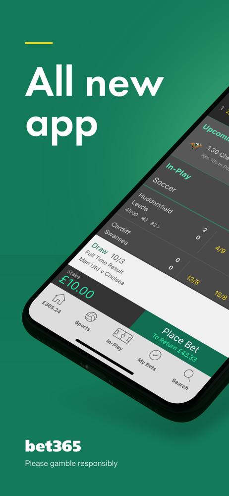 bet365 sports betting app