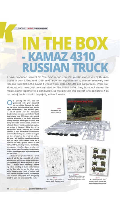 Truck Model World Magazine screenshot-4