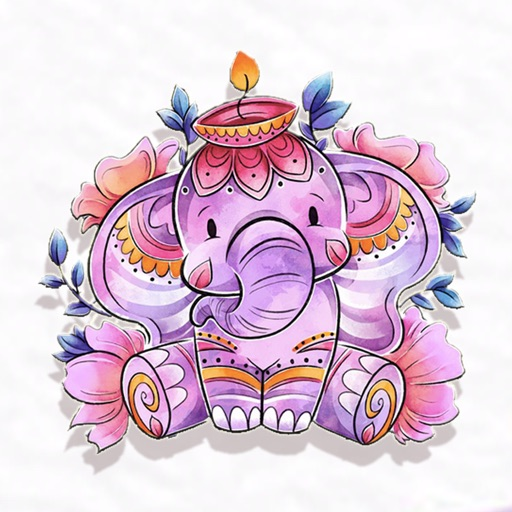 Diwali Festival Light Stickers