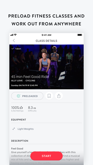 messages.download Peloton — at home fitness software