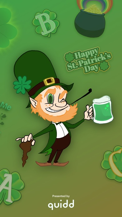 St Patrick's Day By Quidd Labs app image