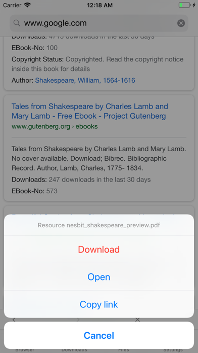 LoadMe Files: Browser, Storageのおすすめ画像1