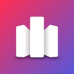 Ícone do app Charty para Atalhos
