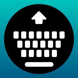 Shift Keyboard - Swipe & Type