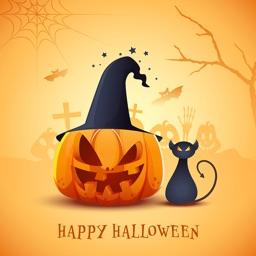 Animated Halloween Stickers!