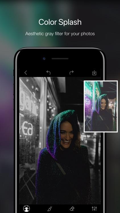 Phocus: Portrait Mode Camera screenshot-8
