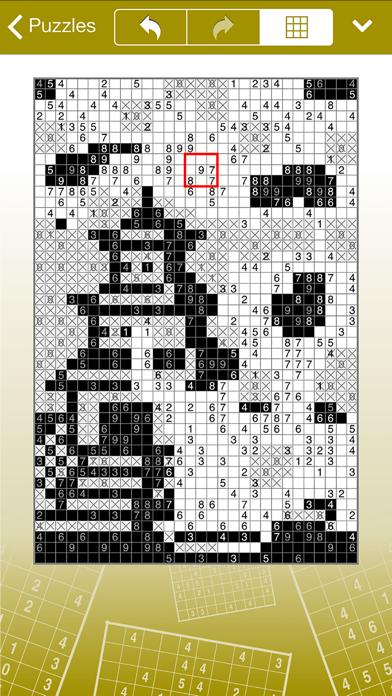 Conceptis Fill-a-PixScreenshot von 1