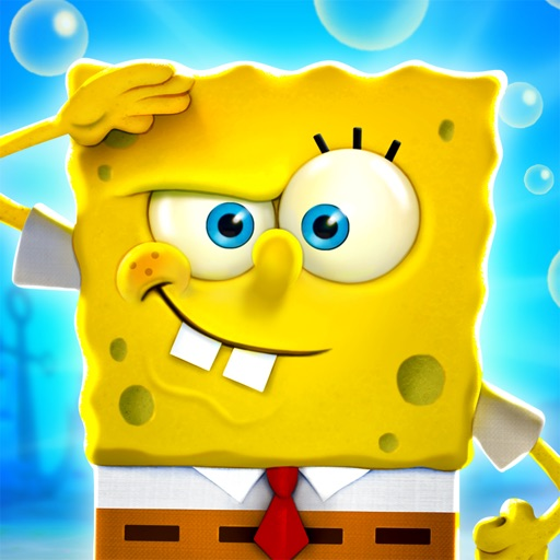 Here's what SpongeBob SquarePants: Battle for Bikini Bottom - Rehydrated looks like on iOS