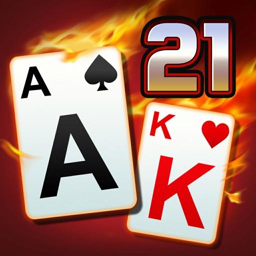 21Frenzy - CardGames icon