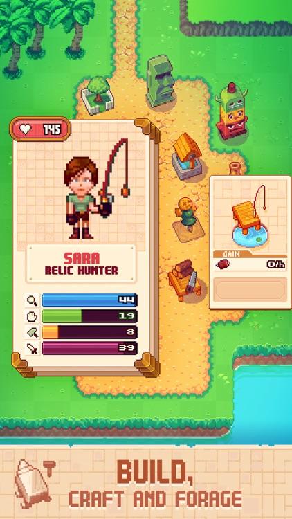 Tinker Island: Adventure Game screenshot-0