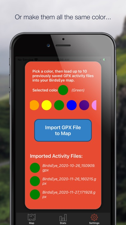 BirdsEye GPS screenshot-7