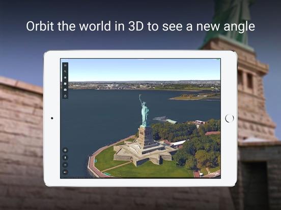 Screenshot #1 for Google Earth