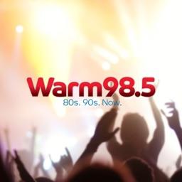 Warm 98.5