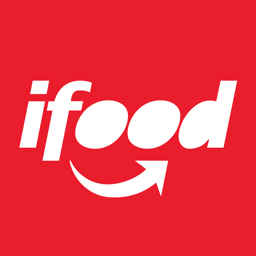 Ícone do app iFood: Delivery de comida