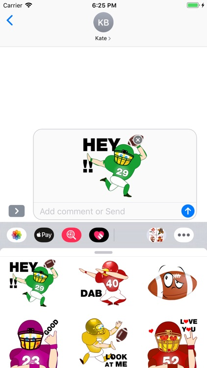 Football Emojis screenshot-5