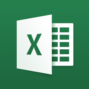 Microsoft Excel Productivity app