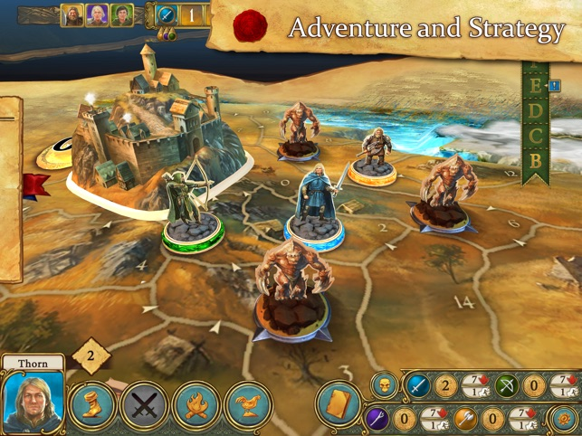 Legends of Andor Screenshot