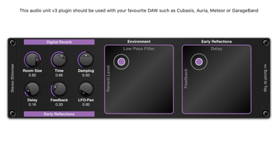 Screenshot for Shimmer AUv3 Audio Plugin in Argentina App Store