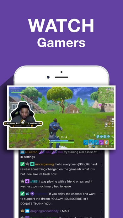 Twitch App Reviews - User Reviews of Twitch