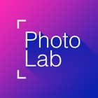 Photo Lab: Picture Editor face icon