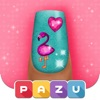 女の子のネイルサロン-子供向けゲーム 2