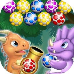 Dino Eggs Pop 2: Rescue Buddy