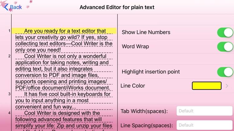 Cool Writer screenshot-3