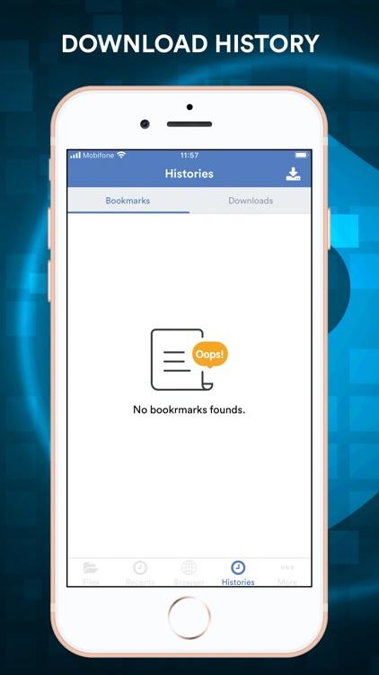 File Manager - Browser screenshot-4